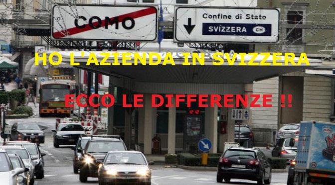 Perché fare impresa in Svizzera conviene