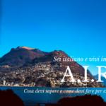 A.I.R.E. Anagrafe degli Italiani Residenti all'Estero